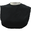 Jersey Dickey with Buttons in Black or White